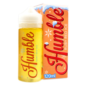 Ruby Red Ice by Humble Co. E-Liquid 120ml