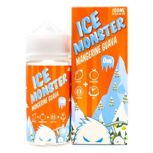 Mangerine Guava by Ice Monster E-Liquid 100ml