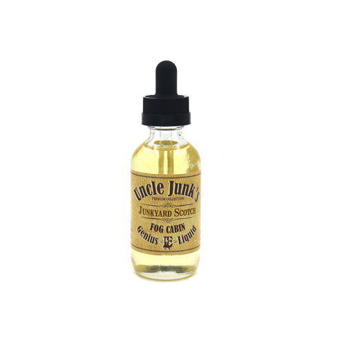 Junkyard Scotch by Uncle Junk's E-Juice 60ml
