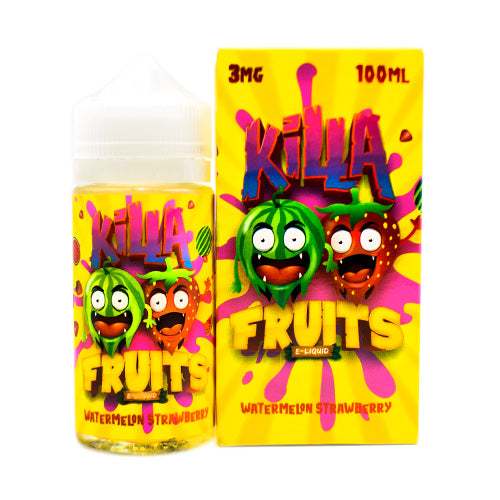 Watermelon Strawberry by Killa Fruits E-Juice 100ml