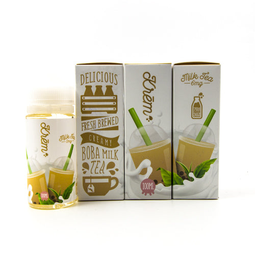 Milk Tea Krem by Skwezed E-Liquid 100ml