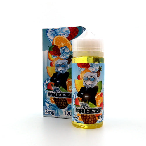 Mr. Freeze by Tasty Flavors E-Juice 120ml