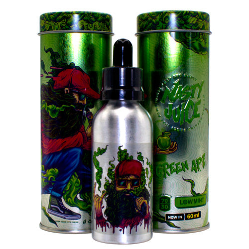 Green Ape by Nasty E-Juice 60ml- cuttwood, juice roll upz, Vapetasia, VGOD, Vapor Juice