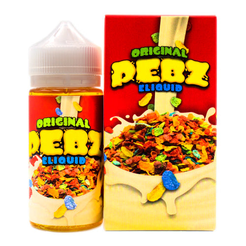 Pebz by Original Pebz E-Juice 100ml