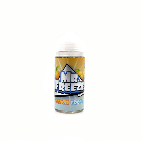 Peach Frost by Mr. Freeze E-Juice 100ml