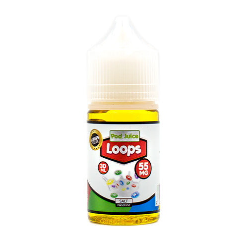 Loops Saltnic by Pod Juice E-Liquid 30ml
