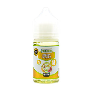 Melon Breeze Saltnic by Pod Juice E-Liquid 30ml