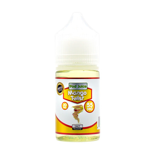 Mango Twist Saltnic by Pod Juice E-Liquid 30ml