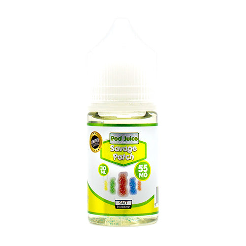 Savage Patch Saltnic by Pod Juice E-Liquid 30ml
