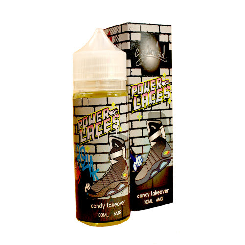 Power Laces by Sneakerhead E-Juice 100ml