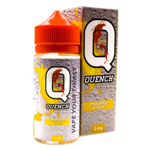 Pineapple Citrus by Quench E-Juice 100ml