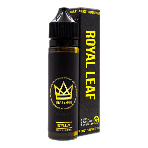 Royal Leaf by Rebels & Kings E-Juice 60ml