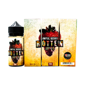 Awful Berry by Rotten E-Juice 100ml- cuttwood, juice roll upz, Vapetasia, VGOD, Vapor Juice