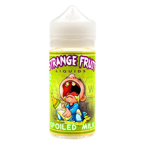 Spoiled Milk by Strange Fruit E-Liquids 100ml