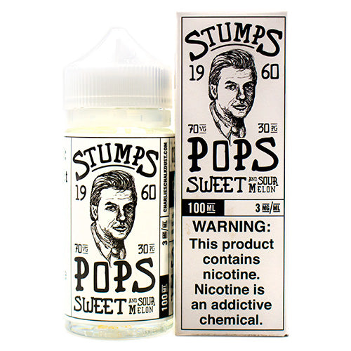 POPS by Stumps 100ml
