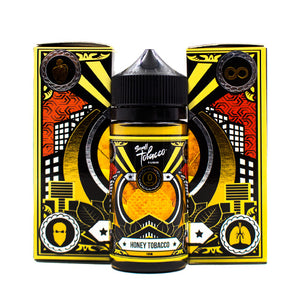 Honey Tobacco by Small Tobacco E-Liquid 100ml- cuttwood, juice roll upz, Vapetasia, VGOD, Vapor Juice