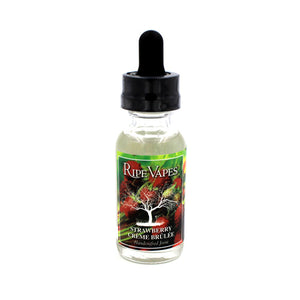 Strawberry Creme Brûlée by Ripe Vapes E-Juice 30ml