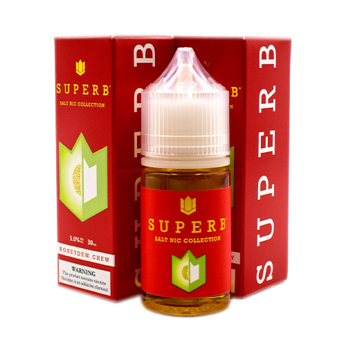 Honeydew Chew Saltnic by Superb E-Liquids Saltnic Collection 30ml- cuttwood, juice roll upz, Vapetasia, VGOD, Vapor Juice