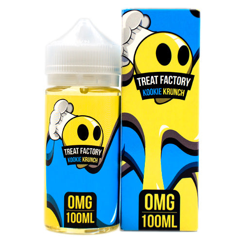 Kookie Krunch by Treat Factory E-Juice 100ml