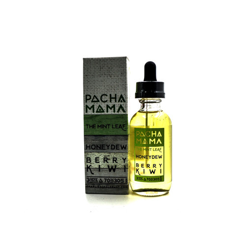 Mint Leaf Honeydew Berry Kiwi by Pachamama 60ml