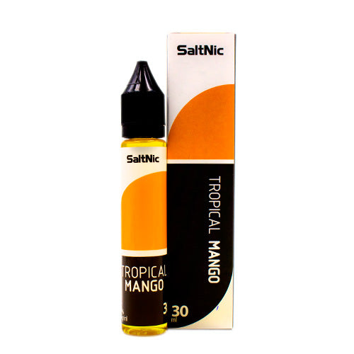 Tropical Mango Saltnic by VGOD E-Juice 30ml