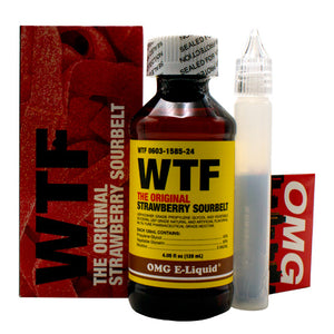 WTF by O.M.G. E-Liquid 120ml