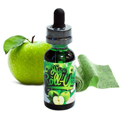Apple by Juice Roll Upz E-Juice 60ml- cuttwood, juice roll upz, Vapetasia, VGOD, Vapor Juice