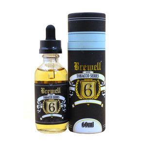 Ice by Brewell Vapory Tobacco Series 60ml- cuttwood, juice roll upz, Vapetasia, VGOD, Vapor Juice