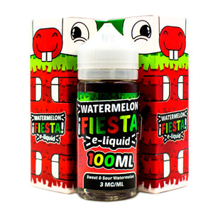 Watermelon Fiesta by Pop Clouds E-Liquid 100ml