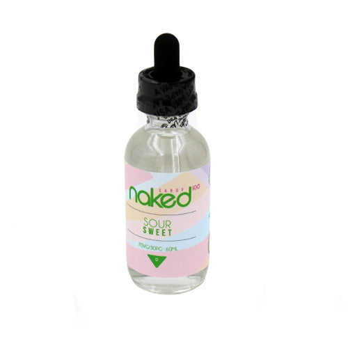 Sour Sweet by Naked 100 E-Juice 60ml