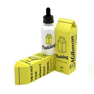 Pudding by The Milkman E-Juice 60ml