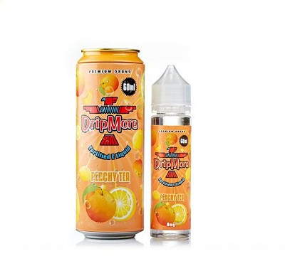 Peachy Tea by Dripmore E-Juice 60ml