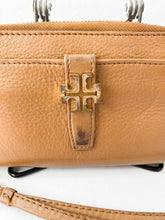 Tory Burch brown leather wallet/wristlet - My Girlfriend's Wardrobe York Pa