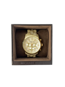 Michael Kors cream tortoise watch MK-5127