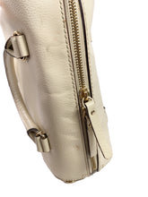 Kate Spade white leather satchel - My Girlfriend's Wardrobe LLC
