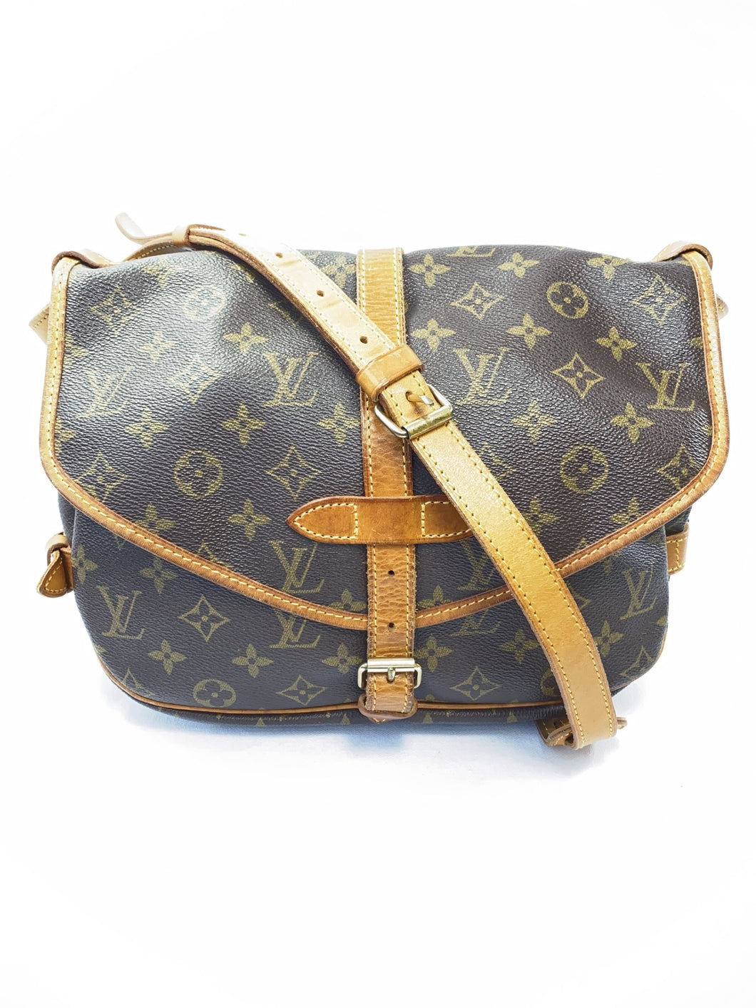 Louis Vuitton monogram Saumur 30 - My Girlfriend's Wardrobe York Pa