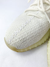 Yeezy Boost off white sneakers size 8M/9W - My Girlfriend's Wardrobe LLC