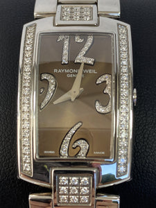 Raymond Weil shine collection diamond watch - My Girlfriend's Wardrobe LLC