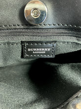Burberry nova check black small shoulder bag - My Girlfriend's Wardrobe LLC
