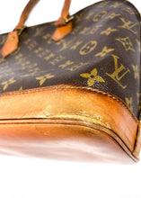 Louis Vuitton vintage 1996 monogram Alma PM - My Girlfriend's Wardrobe York Pa