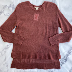 Sundance dusty pink sweater - My Girlfriend's Wardrobe York Pa