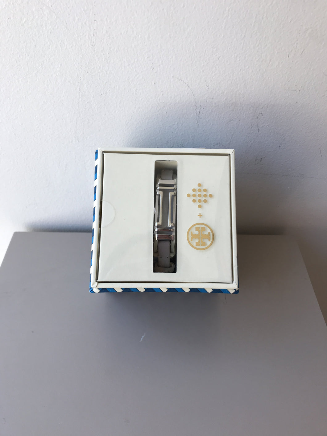 Tory Burch for FitBit double wrap leather bracelet NWT - My Girlfriend's Wardrobe York Pa