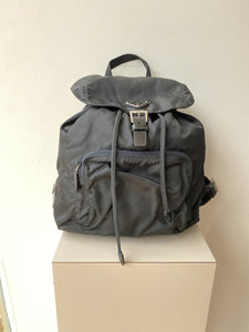 Prada black nylon backpack - My Girlfriend's Wardrobe York Pa