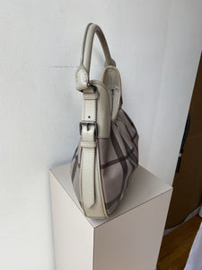 Burberry CNDONHOUDON plaid shoulder bag - My Girlfriend's Wardrobe York Pa