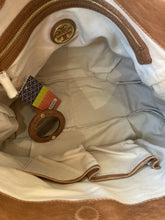 Tory Burch brown audra hobo NWT - My Girlfriend's Wardrobe York Pa