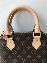 Louis Vuitton Alma monogram BB SN3128 - My Girlfriend's Wardrobe York Pa