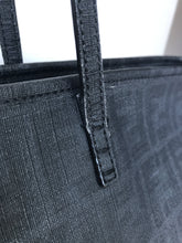 Fendi black Zucca tote - My Girlfriend's Wardrobe York Pa