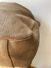 YSL taupe leather Roady hobo bag