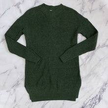 BP. green sweater - My Girlfriend's Wardrobe York Pa