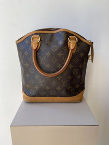 Louis Vuitton monogram lockit PM - My Girlfriend's Wardrobe York Pa